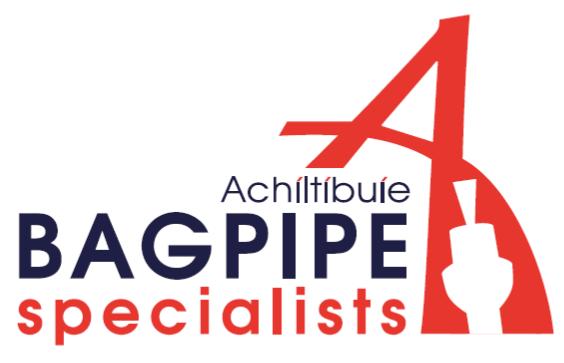 Achiltibuie Bagpipe Specialists Logo