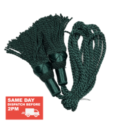 Green Bagpipe Drone Cords