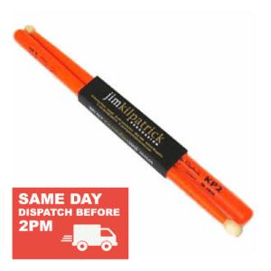 Jim Kilpatrick KP2 Snare Sticks – Orange