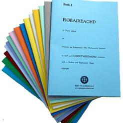 Piobaireachd Society Books 1-16 Individual