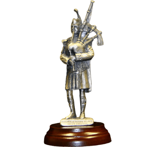 Argyll Sutherland Highlanders Piper