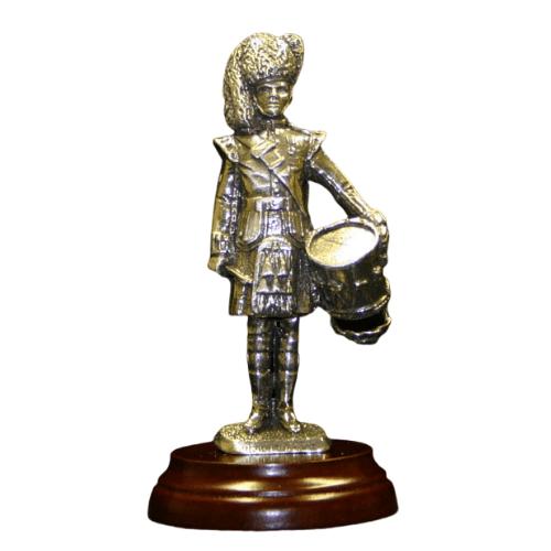 Black Watch Drummer Figurine