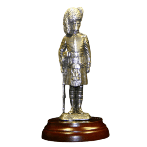 Black Watch Guard Figurine