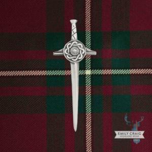 Celtic Sword Kilt Pin