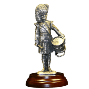 Gordon Highlander Drummer Figurine