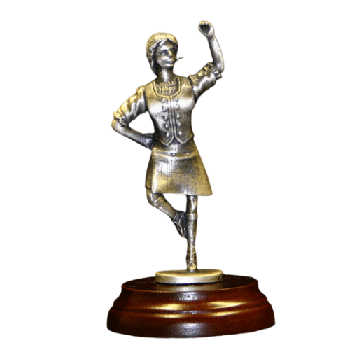 Highland Dancer Figurine