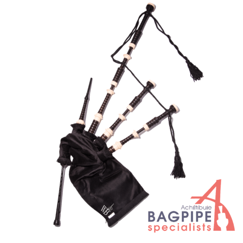Wallace Bagpipes Classic 3 Fully Assembled