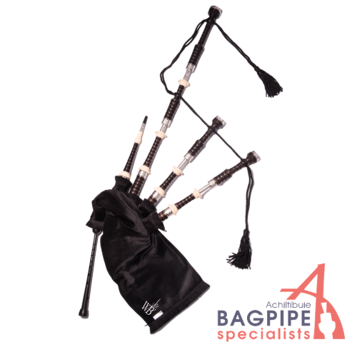 Wallace Bagpipes Classic 4 Fully Assembled