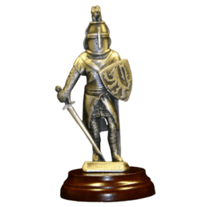 William Wallace Pewter Figurine