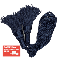 Navy Bagpipe Drone Cords